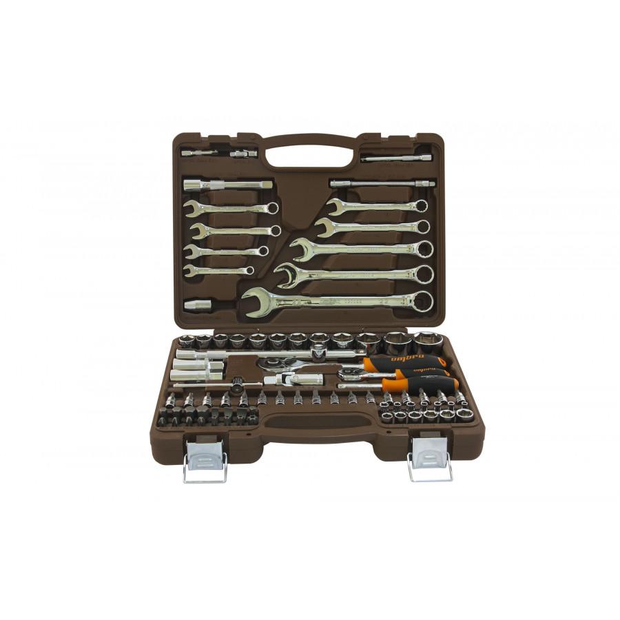 OMT82S OMBRA Набор инструмента универсальный 82 предмета