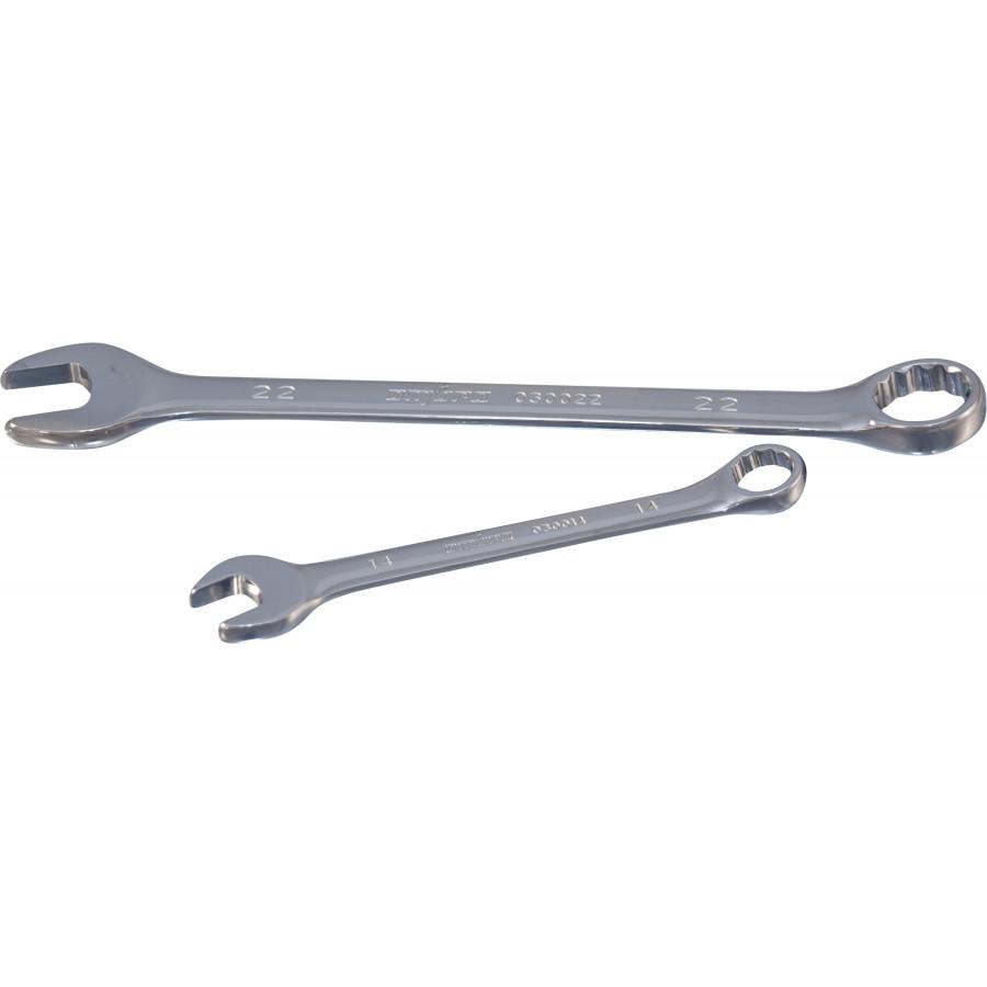 30027 OMBRA Ключ гаечный комбинированный 27 мм