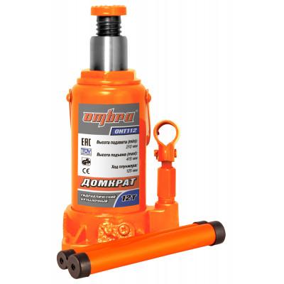 Домкрат гидравлический профессиональный 12 т. 210-415 мм