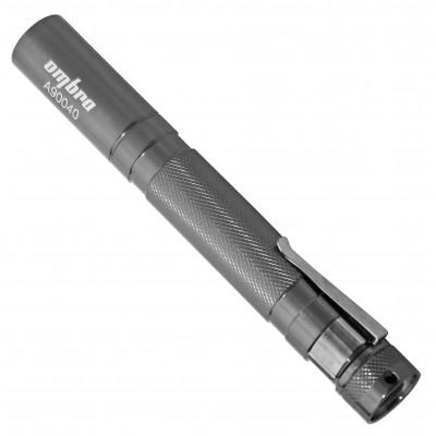 Фонарь светодиодный карманный с фокусированным световым пучком L-140 мм Ø-15 мм