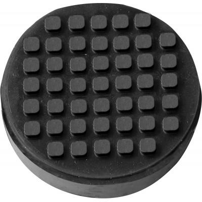 Опора резиновая для малых подкатных домкратов Ø-52 мм Н-32 мм