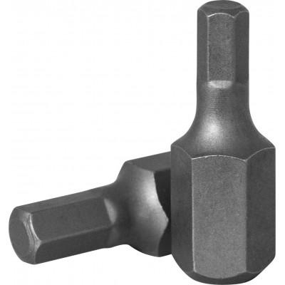 Вставка-бита 10 мм DR шестигранная H12 30 мм